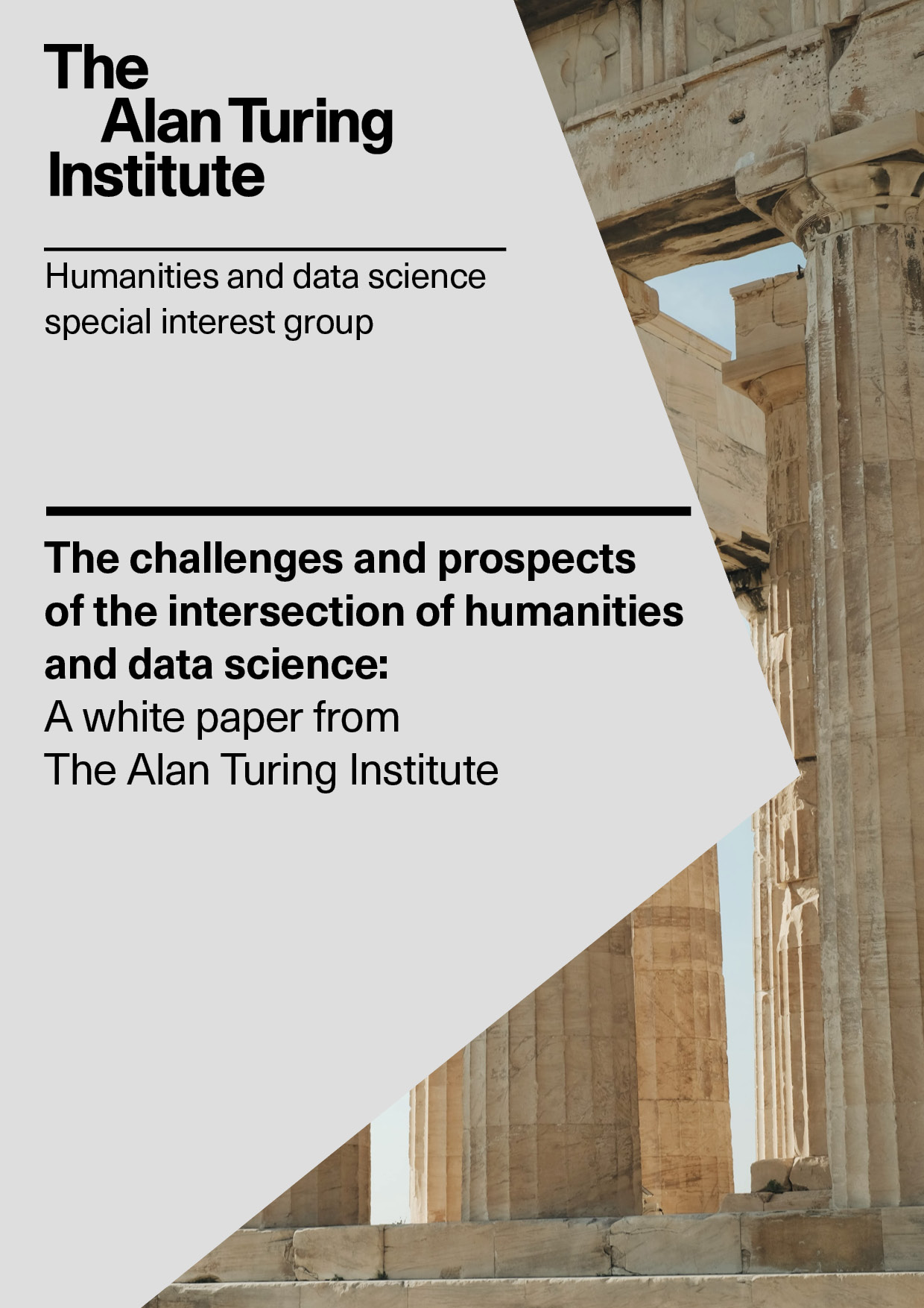 Humanities and data science white paper preview
