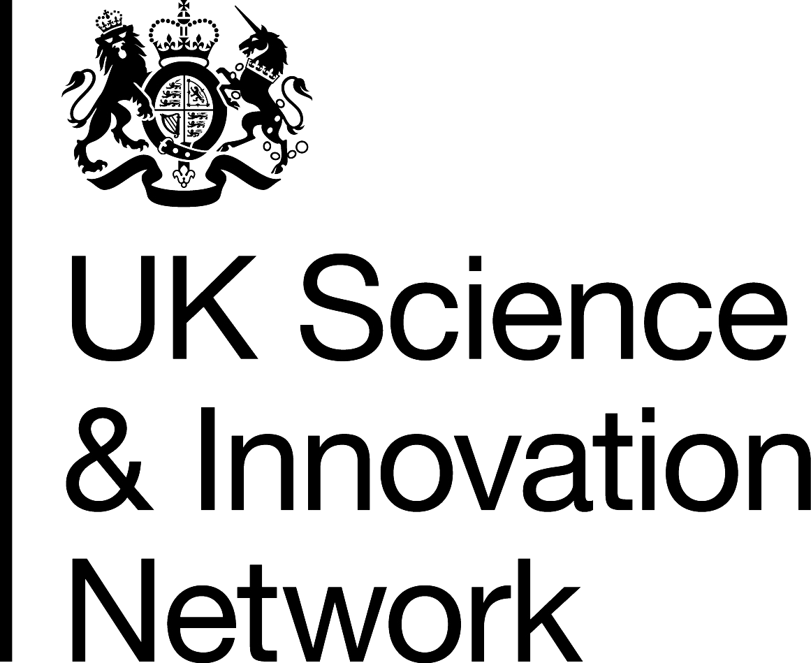 UK Science and Innovation Network logo