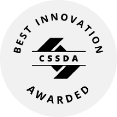 CSS Design Awards - Best Inovation