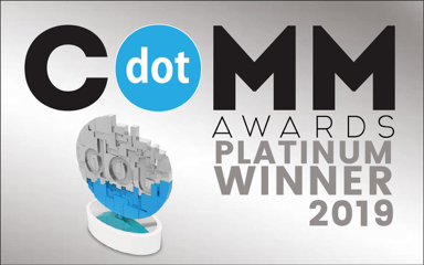 DOT COM Awards - Platinum